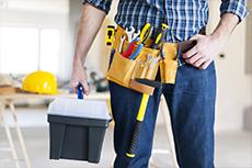 ranger son atelier de bricolage ceinture porte outils