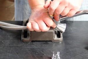 tete melangeur etape 2 oter le croisillon
