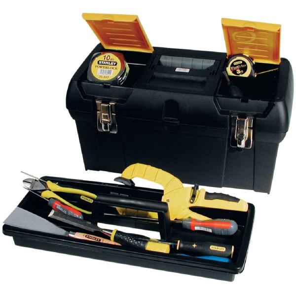 ranger son atelier de bricolage boite à outils stanley
